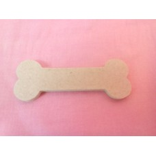 4mm MDF Mini Dog Bones
